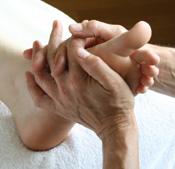 voetreflexzone-therapie